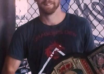 Josh's Belt Arrival