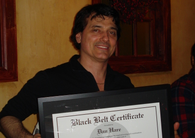 Dan's Black Belt Celebration