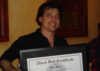 Dan's Black Belt Celebration