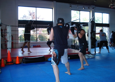 Muay Thai Kickboxing Class