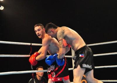 Josh's Fight