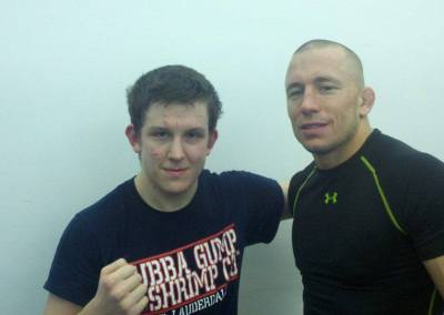 Zev and GSP