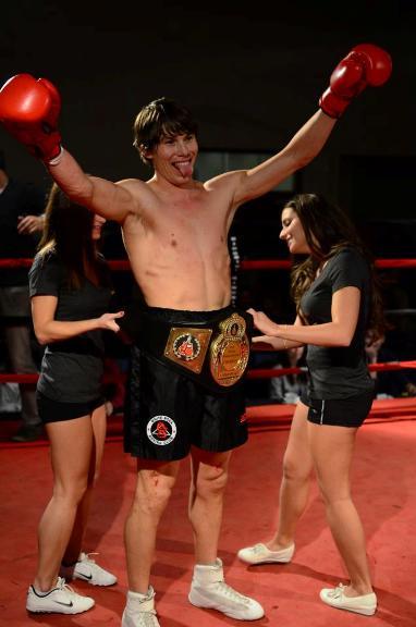Kylik & His Belt