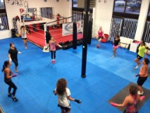 Jump Rope Conditioning – Women's Kickboxing