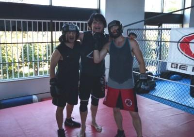 Ben, Dan, and Josh