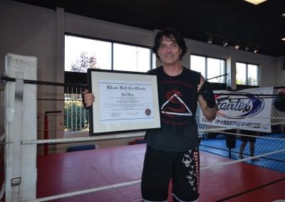 Second Degree Black Belt