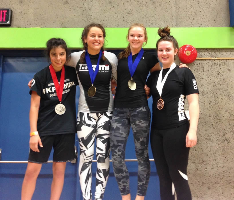 Emily Wins Bronze!